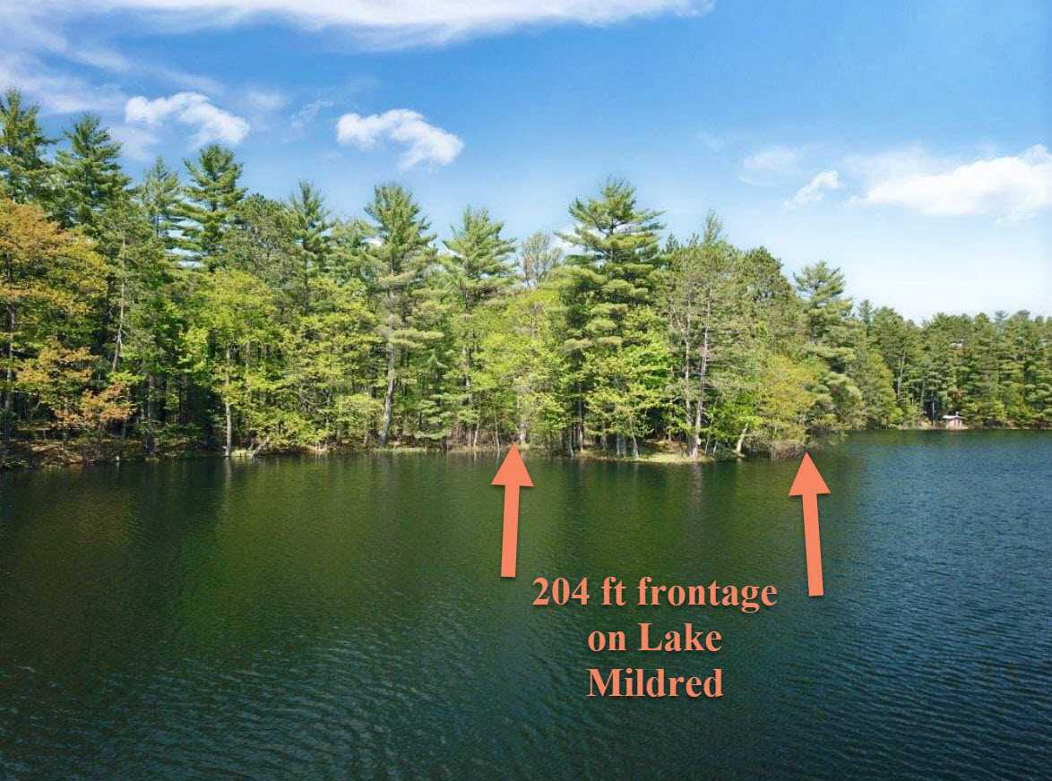 At end of Lakeland Dr DRIVE, NEWBOLD, WI 54501