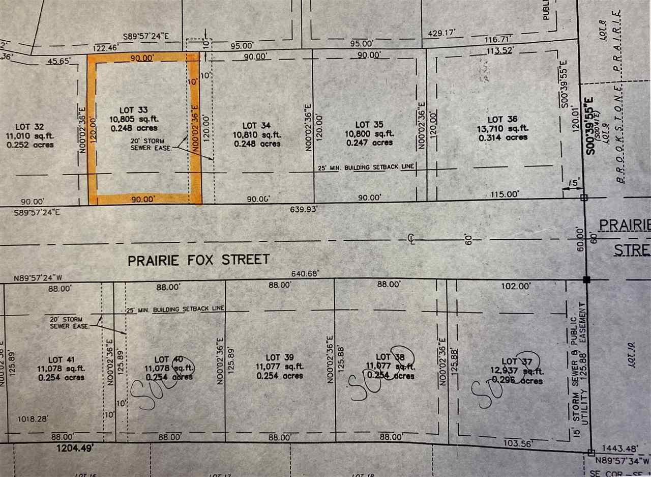 334 PRAIRIE FOX STREET STREET, NORTH FOND DU LAC, WI 54937
