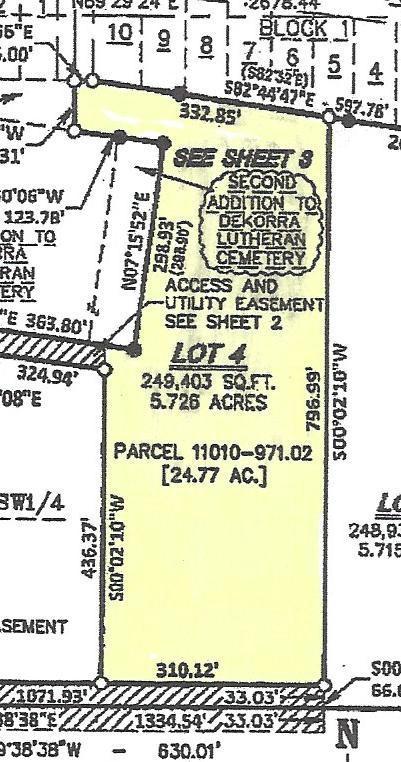 L4 Corning St STREET, DEKORRA, WI 53955