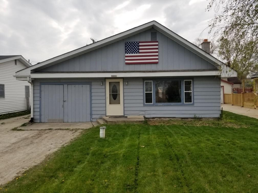 24021 Lakeshore Dr DRIVE, DOVER, WI 53139
